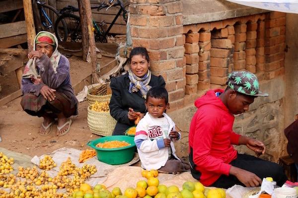 Mercado Manandona