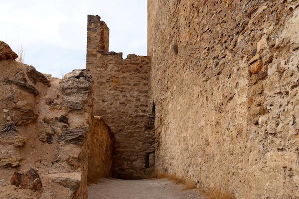 Ruinas Castillo Árabe