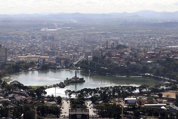 Vistas Antananarivo