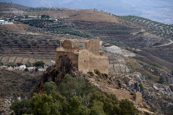 Vistas Castillo Árabe