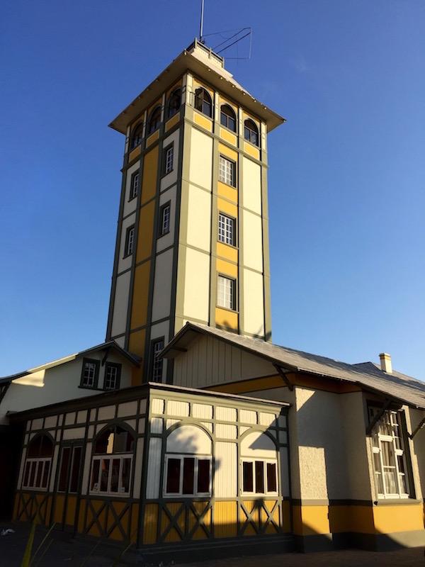 Woermann Tower