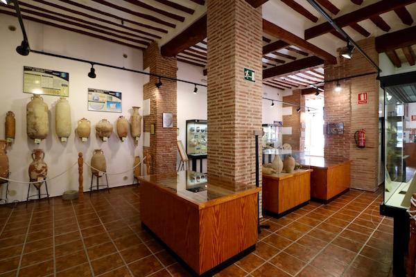 Museo Arqueología.