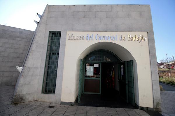 Entrada Museo Carnaval de Badajoz
