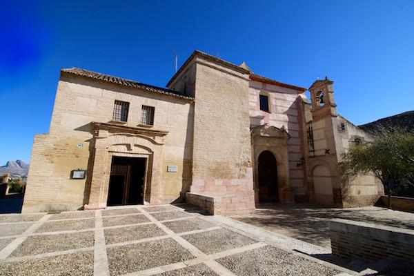 Fachada Iglesia del Carmen