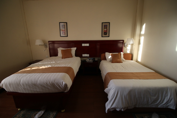 Habitación hotel Taye Belay
