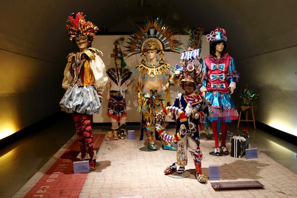 Trajes Museo Carnaval de Badajoz
