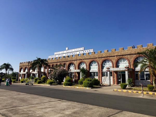 Aeropuerto de Gondar