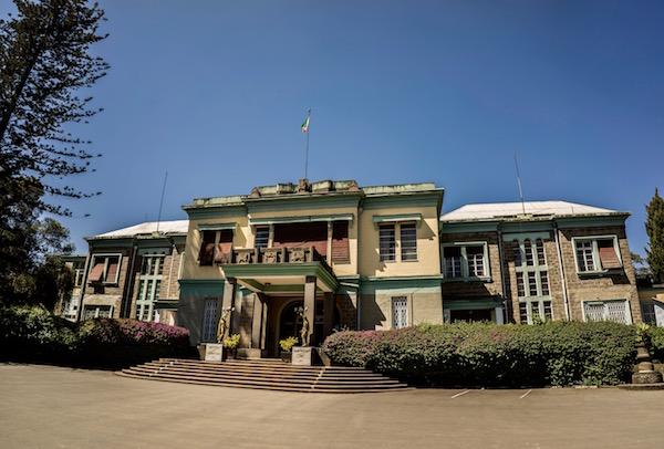 Fachada Museo Etnológico