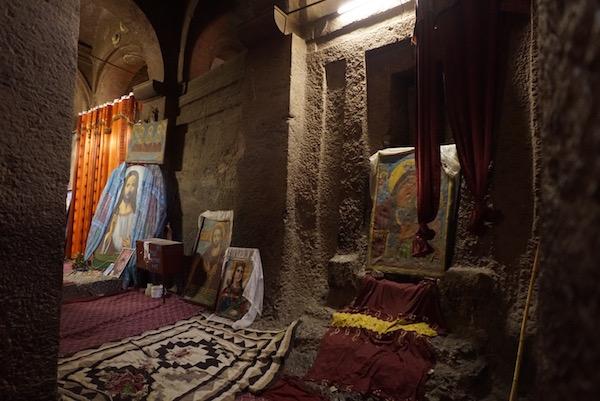 Interior Bet Medhane Alem,