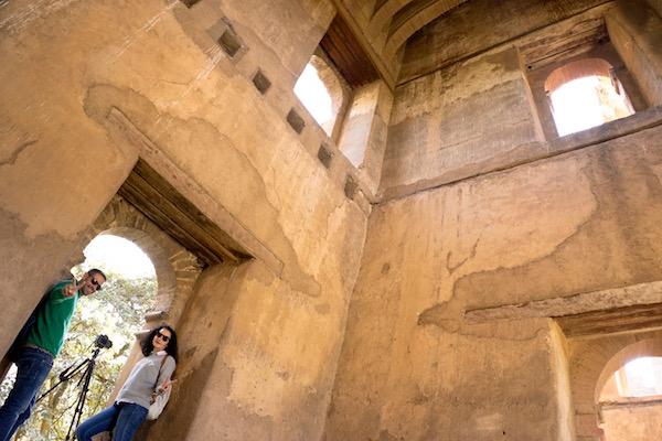 Interior Castillo Iyasu