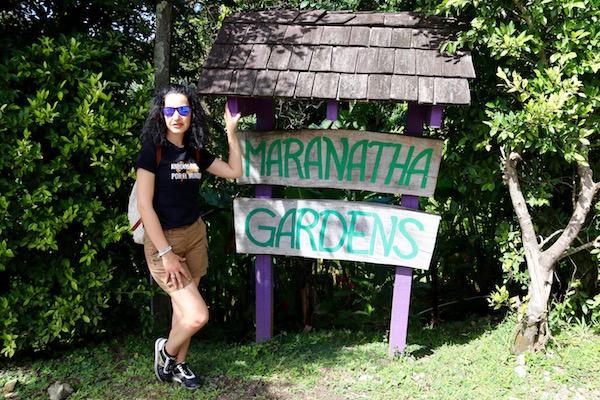 Jardines Maranatha