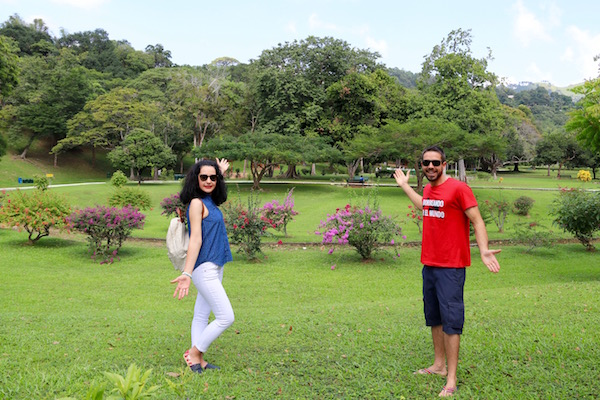 jardines parque botánica tropical