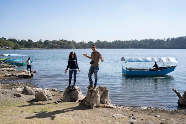 lago Irrecha