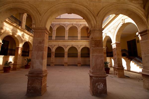 Claustro Convento de la Merced