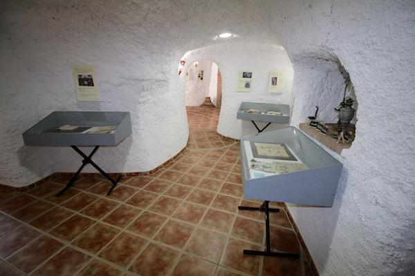 Exposición Cueva José