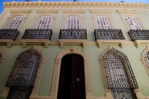 Fachada Casa Caballitos