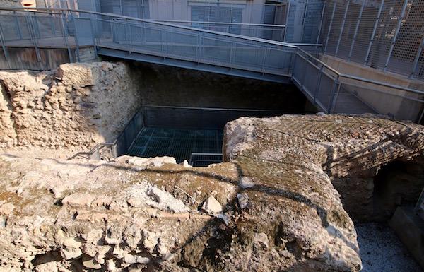 Fragmento muralla Verónicas