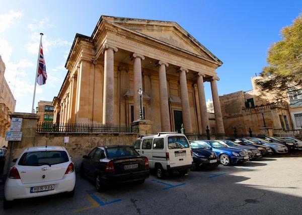 Iglesia Anglicana de San Pablo