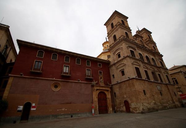 Iglesia Conventual Santo Domingo
