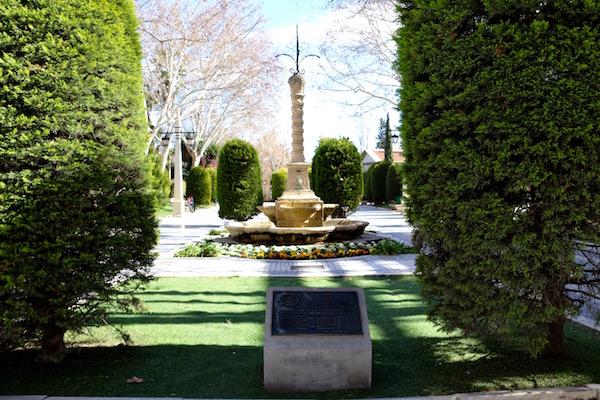 Monumento Homenaje Costitución Española