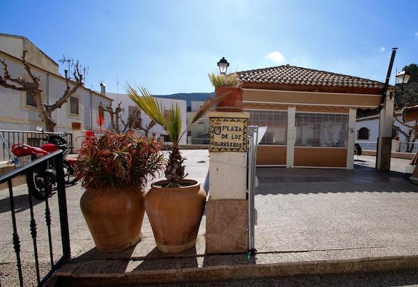 Plaza Barrileros