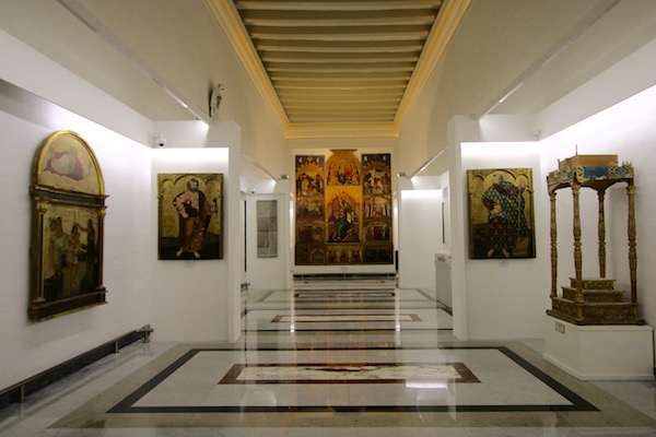Sala Museo Catedral San Pablo