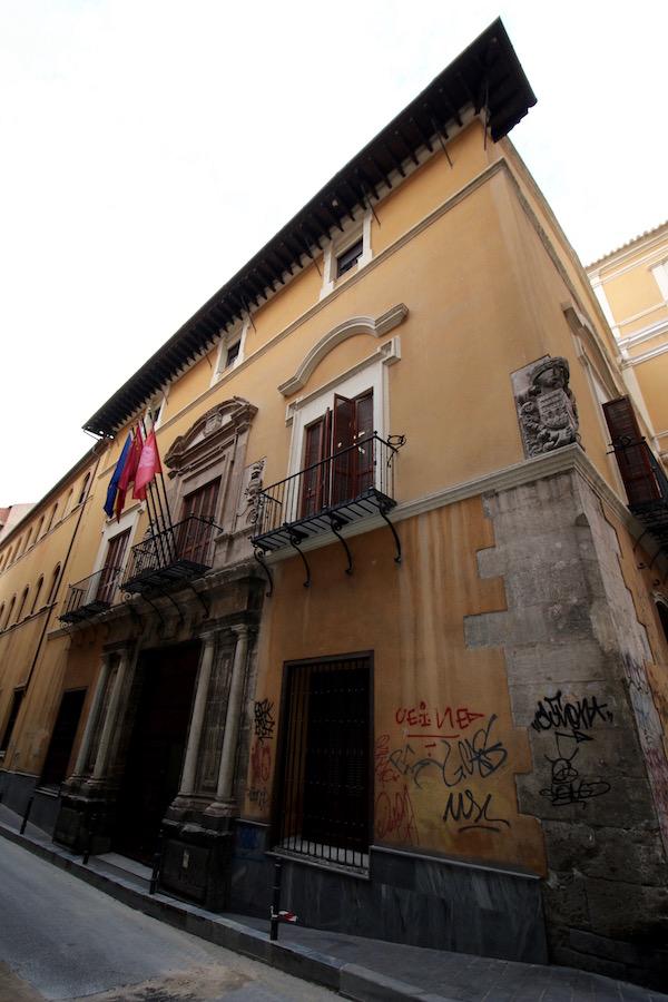 Palacio Saavedra Fajardo
