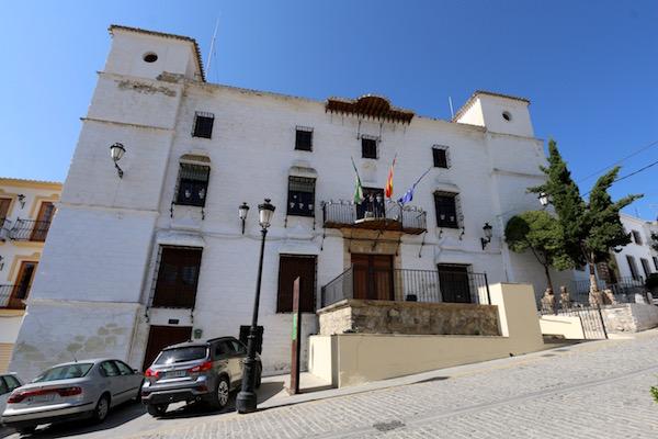 Ayuntamiento Montefrío.