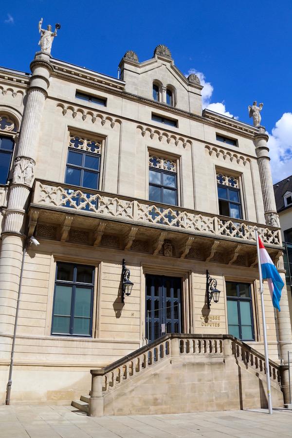 Cámara de los Diputados.