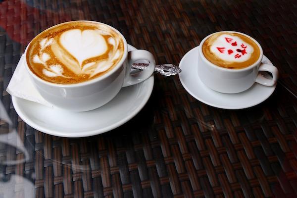 Cafés, Cafetería de San Rafá.