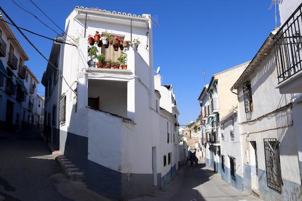 Calles Montefrío.