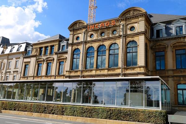 Casino de Luxemburgo.