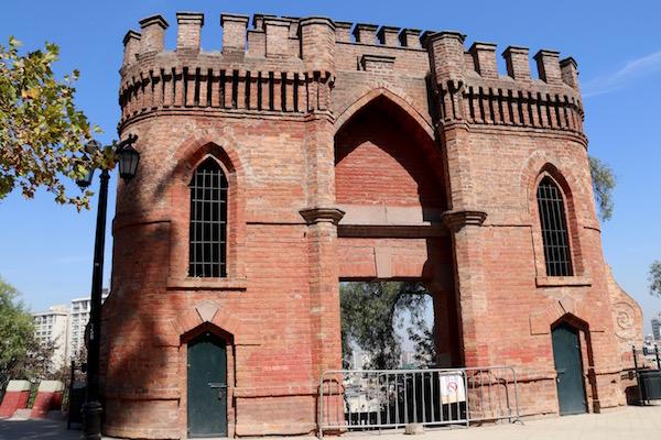 Castillo Hidalgo
