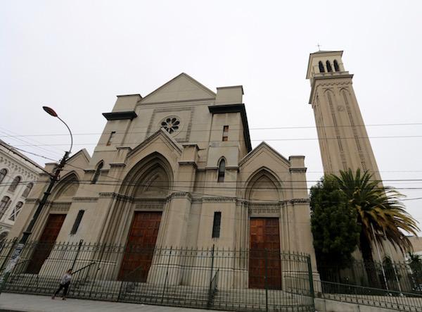 Catedral Valparaíso.
