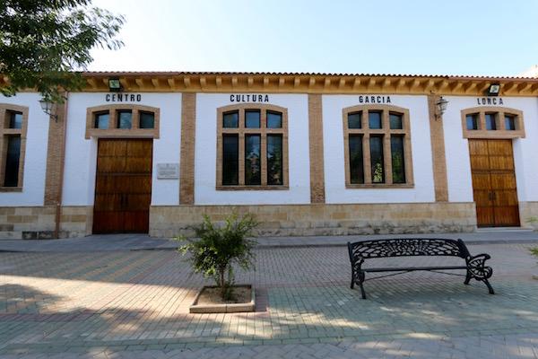 Centro Cultural García Lorca.