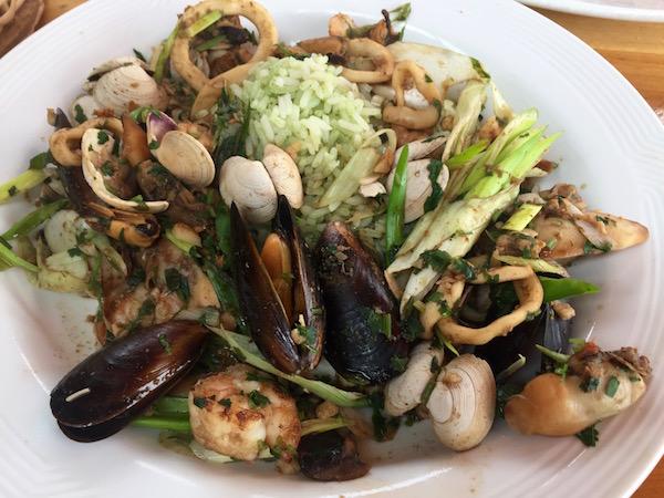 Ceviche, Restaurante Oda Pacífico Mirador Culinario.