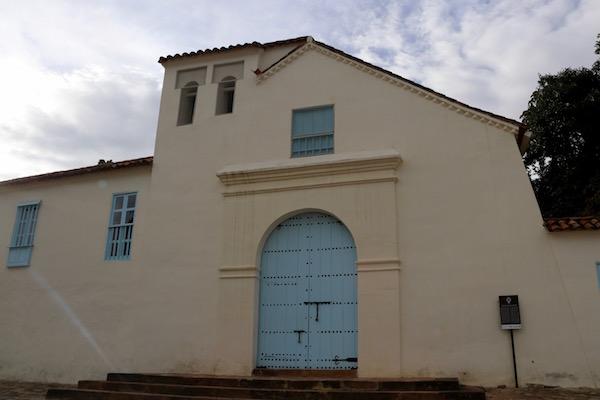 Claustro de San Agustín.