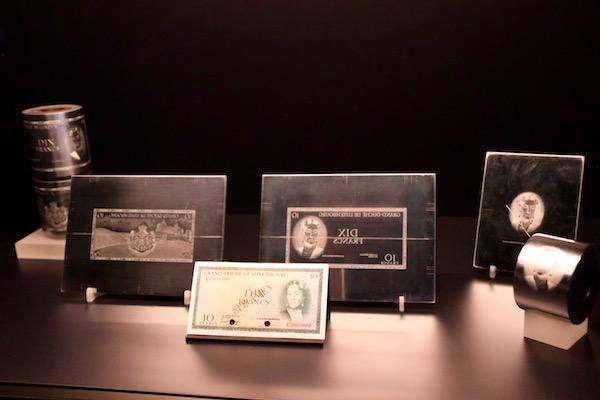 Colección monedas del museo Nacional de Historia y de Arte.