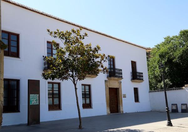 Convento de San Antonio.