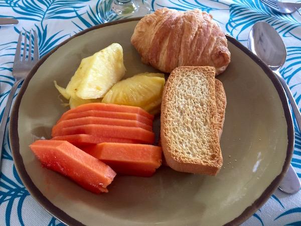 Desayuno Hotel & Spa Getsemaní.