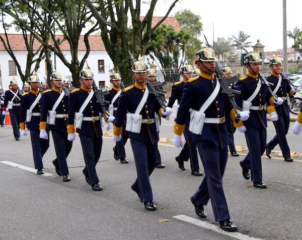 Desfile Soldados.