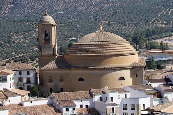 Resultado de imagen de iglesia de la encarnación montefrio