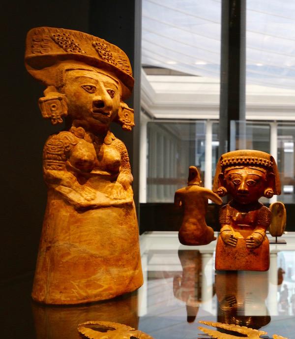 Exposición Museo Chileno de Arte Precolombino.