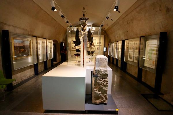 Exposición Museo Dräi Eechelen.