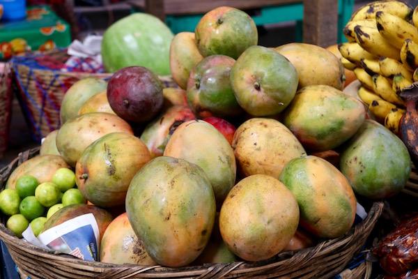 Frutas, Mercado deChichicastenango.