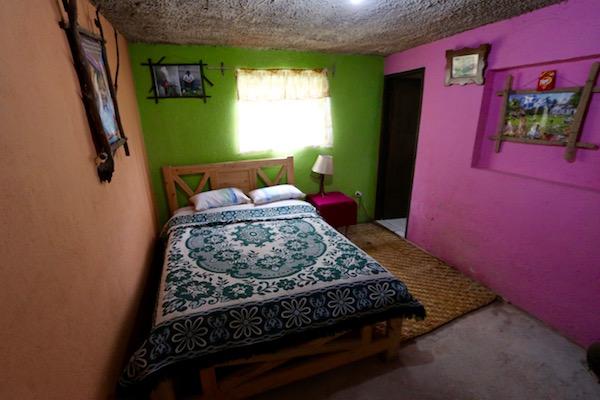 Habitación Comunidad Indígena San Clemente.