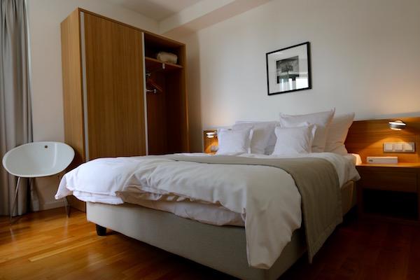 Habitación Hotel Simoncini.