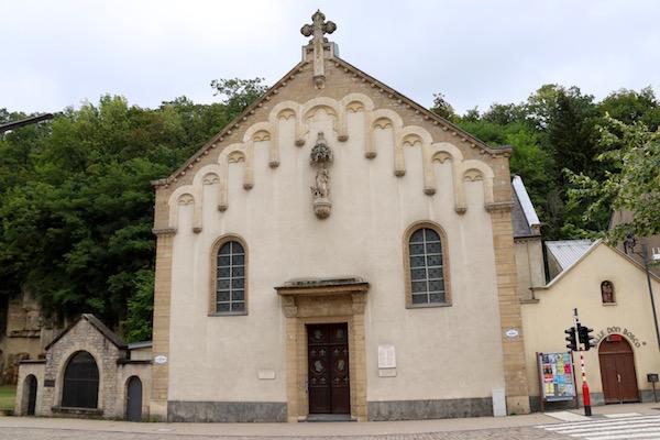 Iglesia de San Mateo.