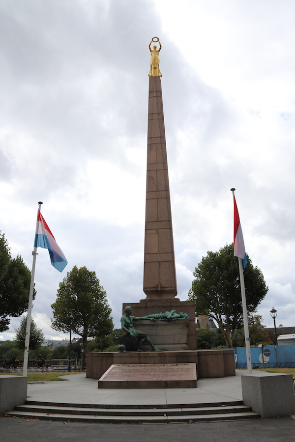 Monumento al Recuerdo.