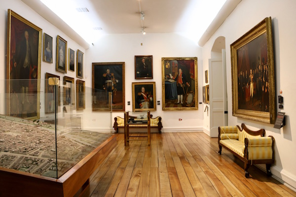 Museo Nacional de Chile.